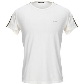 《セール開催中》OFFICINA 36 メンズ T シャツ アイボリー M コットン 100%