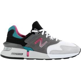 《セール開催中》NEW BALANCE メンズ スニーカー&テニスシューズ(ローカット) グレー 6 革 / 紡績繊維 997