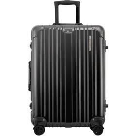 [RESENA] スーツケース アルミフレーム TSAロック搭載 大容量 軽量 8輪360度自由回転の静音キャスター 人気 キャリーケース 多色選択可能 フック付き
