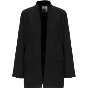 《期間限定セール開催中!》PINKO レディース テーラードジャケット ブラック 40 レーヨン 65% / ナイロン 30% / ポリウレタン 5%