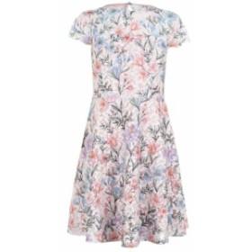 ケンジー Kensie レディース ワンピース ワンピース・ドレス Floral Dress BLUSH MULTI