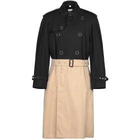 《セール開催中》BURBERRY メンズ コート ブラック 46 コットン 100%