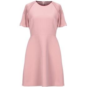 《セール開催中》ROKSANDA レディース ミニワンピース&ドレス ピンク 6 ポリエステル 98% / ポリウレタン 2%