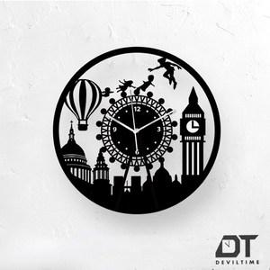 DT Time童話木質系列時鐘- 夢想世界