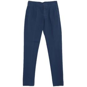 《期間限定セール開催中!》INCOTEX メンズ パンツ ブルー 44 コットン 71% / 麻 29%