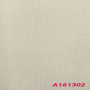日式亞麻布紋自黏式牆紙 米黃