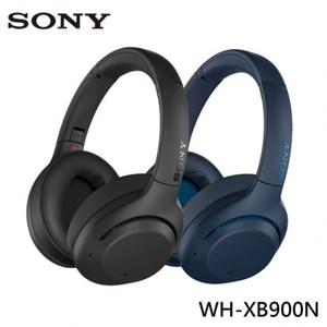 SONY  WH-XB900N EXTRA BASS 無線藍牙降噪耳機黑