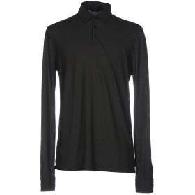 《期間限定セール開催中!》ZANONE メンズ ポロシャツ ダークグリーン 52 コットン 100%