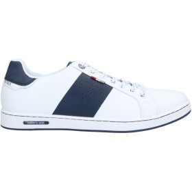 《セール開催中》ARMATA DI MARE メンズ スニーカー&テニスシューズ(ローカット) ホワイト 40 紡績繊維