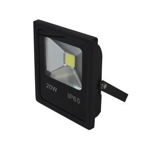 LED 薄型20W投射燈 白光