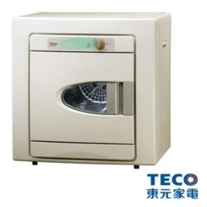TECO 東元 6KG 乾衣機 QD6581NA  (珍珠灰)