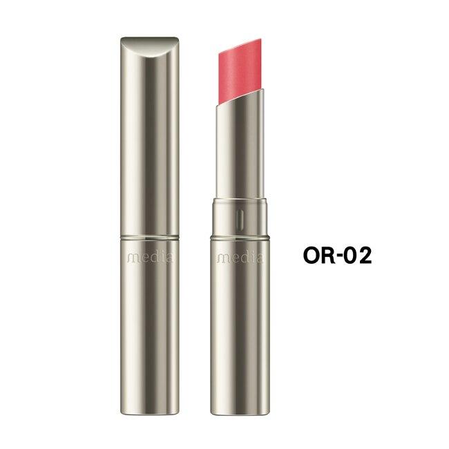 媚點 晶透唇膏 OR-2(2.5g)