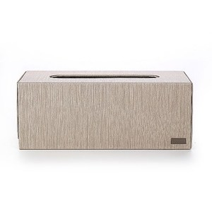 CEO方型大面紙盒-(玫瑰金雅頓)