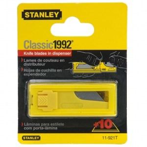 Stanley重型切割刀刀片10pcs