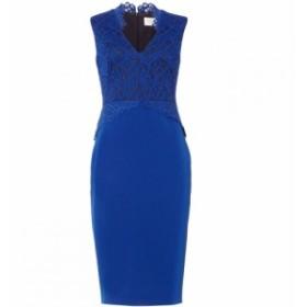 ダンセル Damsel in a Dress レディース ワンピース ワンピース・ドレス Lace Bodice Dress Cobalt