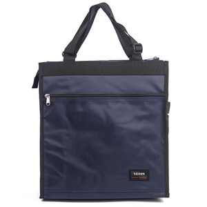 YESON - 手提肩背大容量手提休閒袋 - MG-1136-藍