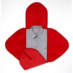 Lapoche 襯衫收納攜型袋-紅色