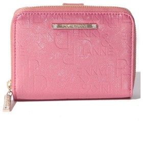 Pinky & Dianne(BAG) ソリッド財布(ピンク)