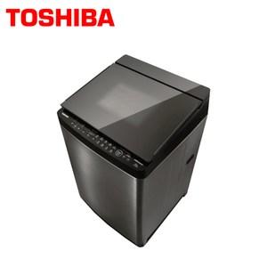 【TOSHIBA東芝】15公斤双渦輪變頻洗衣機AW-DMG15WAG