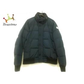 モンクレール MONCLER ダウンジャケット サイズ3 L メンズ 美品 RHONELLE ネイビー 冬物  値下げ 20191016