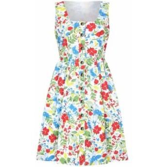 ユミ Yumi レディース ワンピース ワンピース・ドレス Floral Print Skater Dress Multi-Coloured