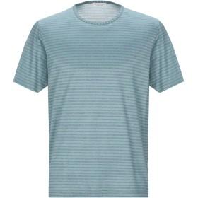 《9/20まで! 限定セール開催中》GRAN SASSO メンズ T シャツ グリーン 50 コットン 100%
