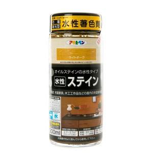 日本 ASAHIPEN 水性 耐光型 著色劑 300ml 淺橡