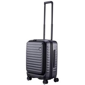 ロジェール| LOJEL | スーツケース| CUBO-S ハードキャリー| Sサイズ 機内持ち込み ブラック (旅行用品)