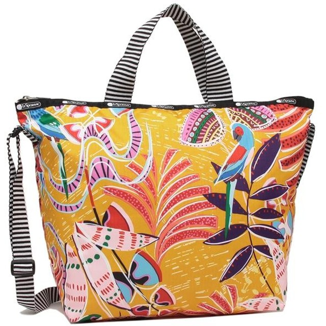 【SALE】【返品OK】レスポートサック バッグ LESPORTSAC 2431 F198 CLASSIC EASY CARRY TOTE レディース ハンドバッグ PARROT BAY