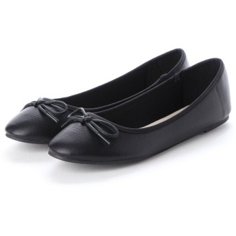 リーカ RiiiKa バレエパンプス (black)