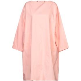 《期間限定セール開催中!》MARNI レディース ミニワンピース&ドレス ピンク 40 100% コットン
