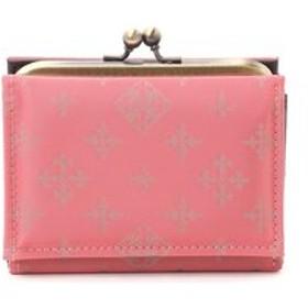 【SALE/送料無料】【Daily russet:財布/小物】ガマグチ三つ折り財布