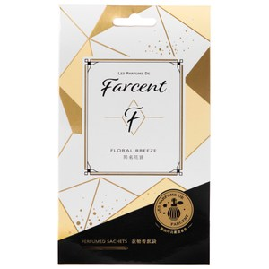 Farcent 香水衣物香氛袋 同名花語 10gx3袋