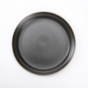 維亞平盤23cm 黑
