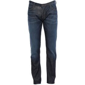 《9/20まで! 限定セール開催中》EMPORIO ARMANI メンズ ジーンズ ブルー 32 コットン 98% / ポリウレタン 2%