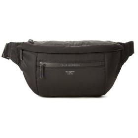 (Bag & Luggage SELECTION/カバンのセレクション)ペッレモルビダ ハイドロフォイル ウエストバッグ ワンショルダーバッグ PELLE MORBIDA HYD009 防水/撥水/止水/ユニセックス ブラック