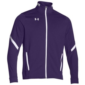 アンダーアーマー Under Armour メンズ ジャケット アウター team qualifier warm-up jacket Team Court Purple/White