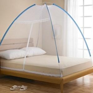 便利型蒙古包蚊帳(床包式)-加大 180x190cm