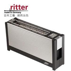 德國原裝 ritter volcano 3 波紋鋁合金烤麵包美型機