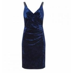 ラルフ ローレン Lauren by Ralph Lauren レディース ワンピース ワンピース・ドレス LRL Shavelle CktlDr Midnight Blue