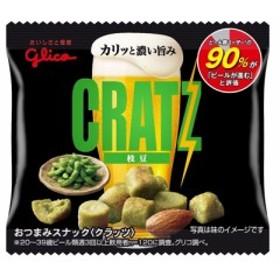 グリコ クラッツミニタイプ〈枝豆〉 14g 20コ入り 2019/08/06発売