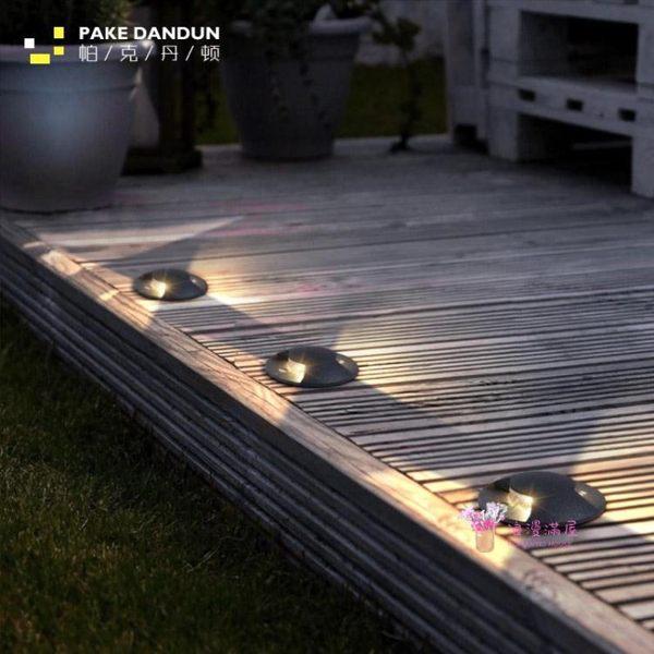 地燈戶外現代簡約燈埋燈預埋燈防水景觀庭院花園草坪室內外牆燈
