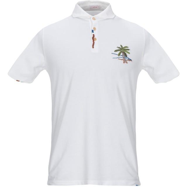 《セール開催中》ALTEA メンズ ポロシャツ ホワイト XS コットン 100%