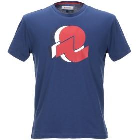 《期間限定セール開催中!》INVICTA メンズ T シャツ ブルー M コットン 65% / ポリエステル 35%