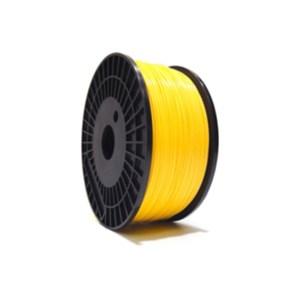 PLA 3D Printer 膠捲 黃