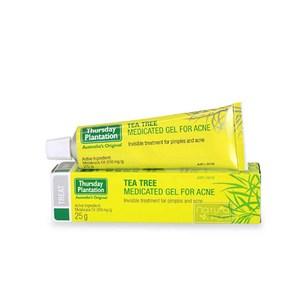 星期四農莊茶樹凝膠Tea Tree Medicated Gel For Acne