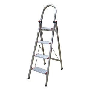 特力屋四階不鏽鋼梯 安全穩重 不易生鏽 荷重120kg