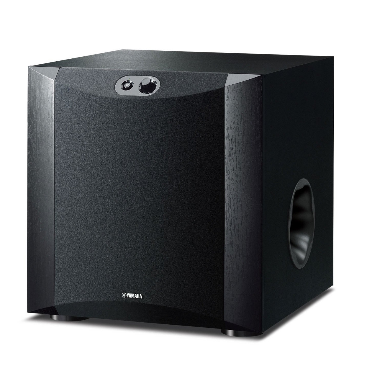 YAMAHA 超重低音喇叭 NS-SW300BK