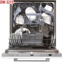 【義大利貝斯特best】全嵌式洗碗機 DW-321S(13人份)(220V)