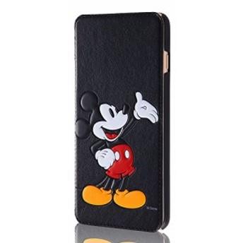 iPhone6 Plus/6s Plus ディズニーポップアップレザーケース ミッキー RT-DP8J/MK